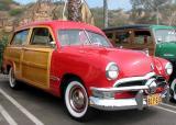 1950 Ford Woodie