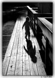 Running away ...
