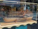 Ship in the window