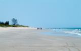 Beach at North Hutchinson Island, FL