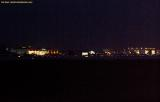 2002 - Miami International Airport north side from the Avborne hangars to the Commodore hangar stock photo