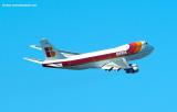 Iberia B747-256B EC-DIB aviation stock photo
