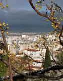 From the Acropolis Hill