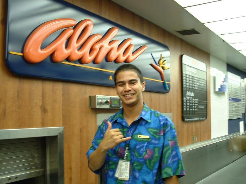 Gabe ( Class of 1997) OAK CSA and Pilot Flight Instructor