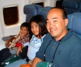 YVR Bound...Mechanic Paul & kids