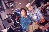 William (1990 First Explorer Advisor Team) from Mr. Aloha  Awardee to Hollywood Actor...hahaha!