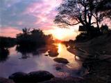 Siphandon dawn