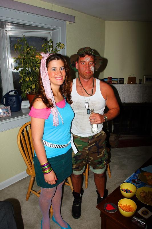 Jimmy (Carl) and Sarah