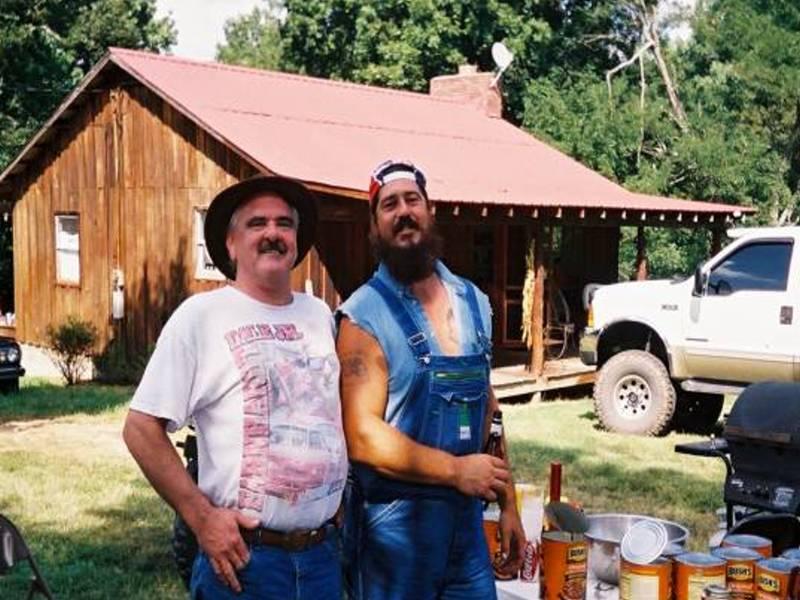 Steve Cavanah & Steve Stubbfield