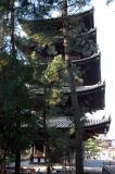 5-story pagoda, Kofuku-ji