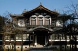 Buddhist library, part of the Nara National Museum complex