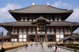 Hall of the Great Buddha (Daibutsuden), Todai-ji Temple, rebuilt 1709