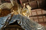 Kokuzo-bosatsu, divinity of wisdom and fortune, Hall of the Great Buddha