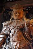 Koumoku-ten, ruler of the west, one of the 4 celestial guardians