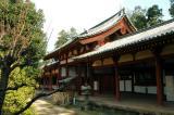 Cloister surrounding the Hall of the Great Buddha, Todai-ji Temple