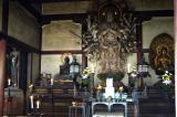 Small hall near Nigatsu-do, Todai-ji Temple, Nara