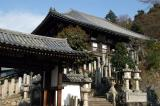 Nigatsu-do (Second Month Hall), rebuilt 1699
