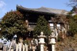 Nigatsu-do (Hall of the Second Month), Todai-ji Temple, Nara