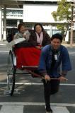 Rickshaw, Nara