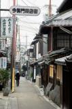 Lane in old Nara