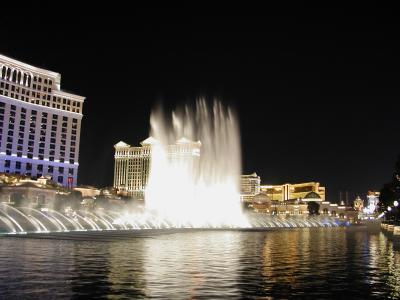 Las Vegas. April 2002