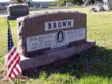 Uncle Mack's Gravestone