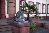 Entrance to Schloss in Hanau