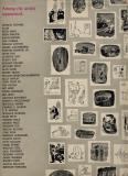 The New Yorker Twenty-Fifth Anniversary Album (1951) (jacket rear)
