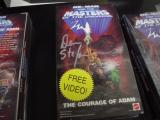 Dean Stefan Writer and Editor of the 2002 MOTU cartoon autograph from 03 comic-con