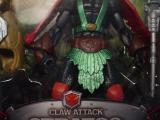 Normal Claw Attack Stratos painted knee pads