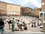 Siena - in the Tuscany region