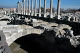 The agora in Izmir