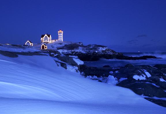 Nubble Light, Cape Neddick