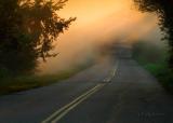 Sunrise on Hale Street