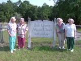 Oak Grove (Old Telfair) Was Our First Stop - Then Old Feronia