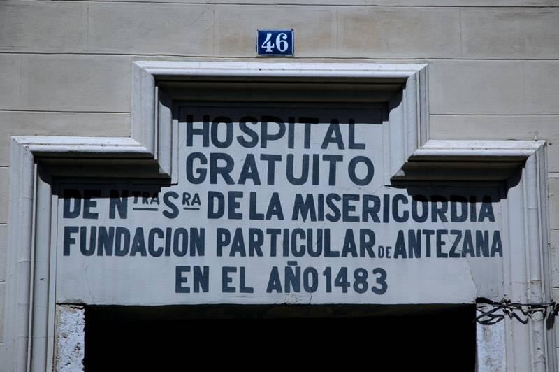 Free hospital since 1483