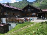 Kleinwalsertal - Schwarzwasserhütte