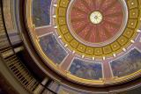 Alabama Capitol Dome Interior 3766