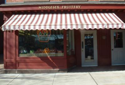 Middlesex Fruitery, Middletown, CT