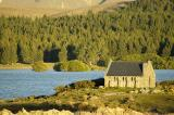 The little church at Lake Tekapo