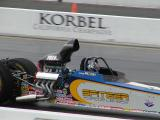 Rizzoli's alcohol dragster