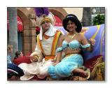 Aladdin & JasmineMGM Studios