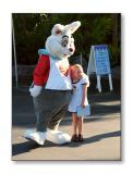 White Rabbit and FriendMagic Kingdom