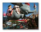 Dumbo RideMagic Kingdom