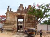 Hoysala Style Gopuram of Rangastala