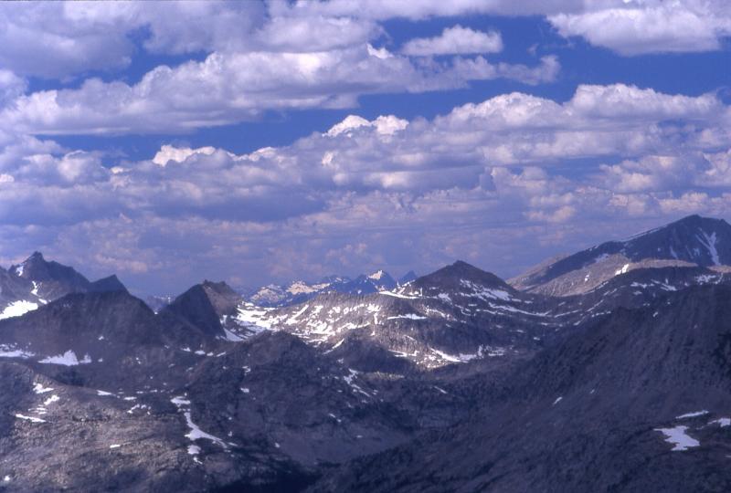View Towards Mount Ritter