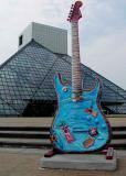 splash guitar - melanie kaminsky - rock hall  #43
