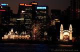Sydney Luna Park at Night