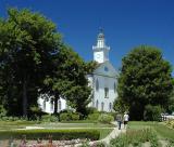 Historic Church in  Kirtland, Ohio