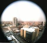 View from the Presidential Towers
